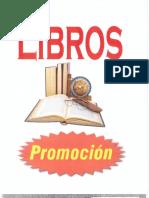 Libros en Promocion