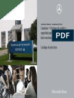 Interconexiones y Redes Catálogo de Ejercicios
