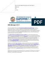 EmpowerLA Newsletter 8-18-17