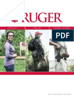 2017 Ruger Firearms Catalog