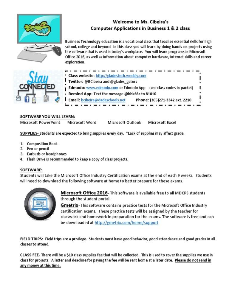 new procedures 2017 | Homework | Test (Assessment)
