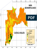 Cuenca Majes Geomorfologico