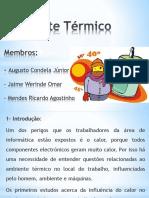 HST - Ambiente Térmico