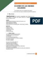 Informe de Soldadura Para Imprimir