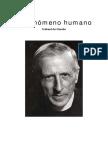 El Fenómeno humano - Teilhard de Chardin.pdf