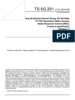 5G RRC specs - draft-KT