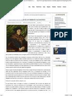 Apocalipsis Mariano - Tomás Moro Con La Fuerza de La Fe Obedeció a Su Conciencia