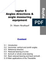 04 Angles Directions and Angle Measuring Equipment