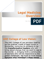 Legal Medicine Overview-1