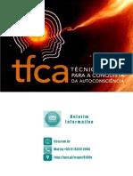 198 - Boletim Informativo Da TFCA, 22 de MAIO de 2015