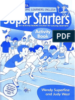 Super Starters Activity Book