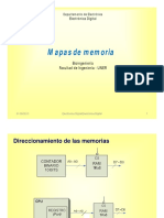Mapeo de Memorias