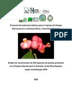 Estado Conserv Plantas