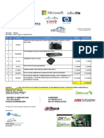 Cotizacion Cctv - Data - Panda China
