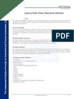 SCADA - FactoryTalk View Machine Edition