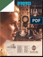 Progress Lighting Catalog 1976