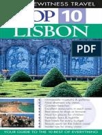 (Eyewitness Top 10 Travel Guides) Tomas Tranaeus-Top 10 Lisbon (Eyewitness Top 10 Travel Guides) -Dorling Kindersley Publishing (2007)
