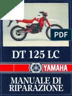 DT125LC (2AJ) Service Manual