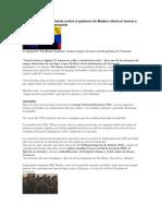 Un Ciberataque en Protesta Contra El Gobierno de Maduro Afecta Al Menos a 40 Instituciones de Venezuela