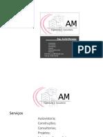 Am_engenharia e Consultoria - Portofólio