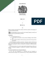 B013.2 - Irish Language and Heritage Bill 2017