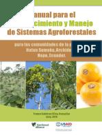 Paisajes Sostenibles (ICAA) - Manual Para El Establecamarillo