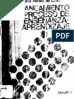 Avolio de Cols Planeamiento Del Proceso de Enseñanza - Aprendizaje Cap I y II