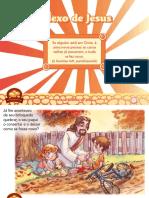 Pedrinhas Brilhantes - Um Reflexo de Jesus