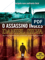 O Assassino Ingles - Daniel Silva
