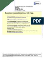 Jackson et Al 2005 Trading Carbon for Water