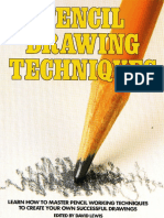 [David Lewis] Pencil Drawing Techniques