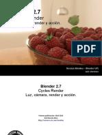 Blender Cycles. Luz, Cámara, Render Y Acción.pdf