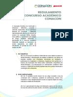 edital final - concurso academico conacon 17 07