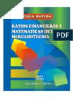Ratios Financieros en excel básico para contadores