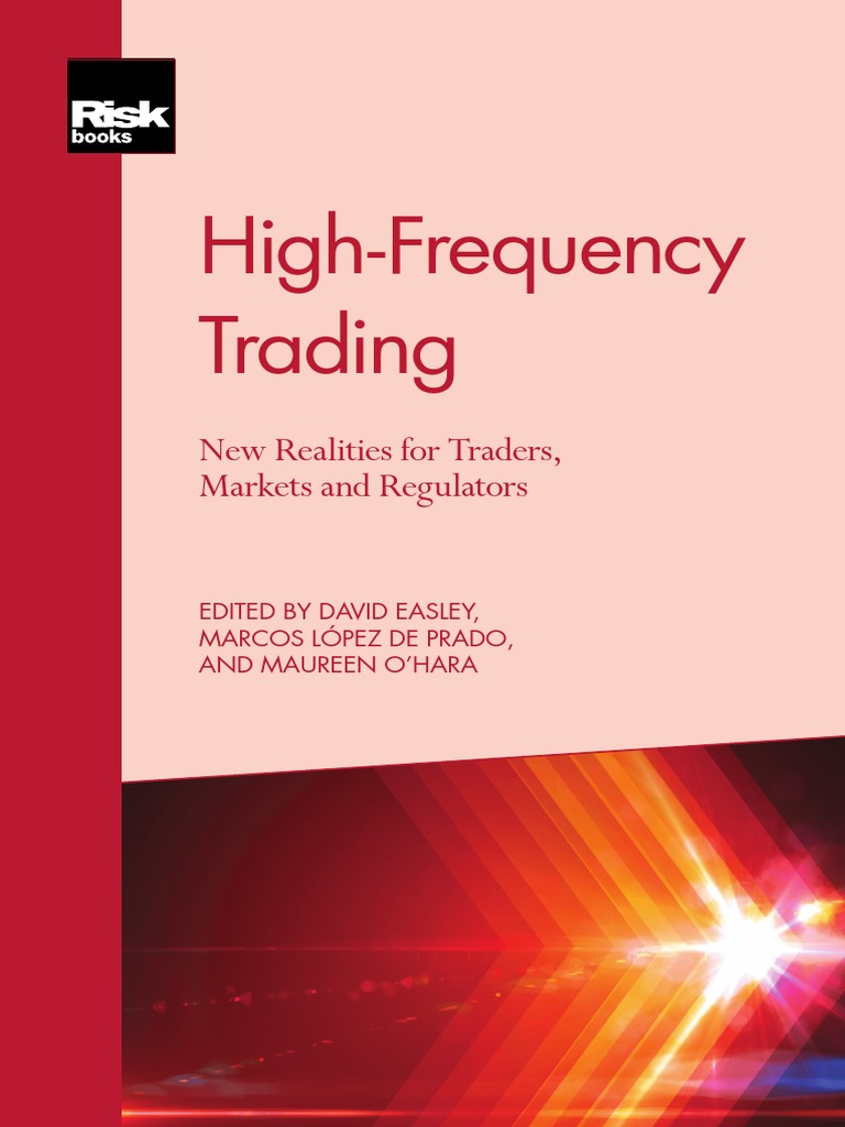 High frequency trading lookback option