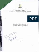 PPC - Direito (Diurno e Noturno) - FACDIR