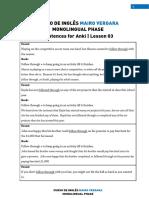 Lesson 03 - Monolingual Sentences For Anki.pdf