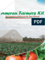 Greenhouse - Amiran Farmers