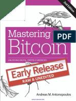 Mastering Bitcoin 2nd