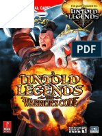 Untold Legends Brotherhood of the Blade