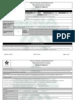Reporte Proyecto Formativo - 245832 - La Contaminacion Ambiental,Pro Dani