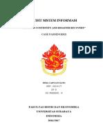 Uas - Information System Audit