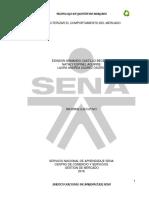 Informe Ejecutivo Caracterizar El Comportamiento Del Mercado