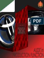 Toyota - Fix