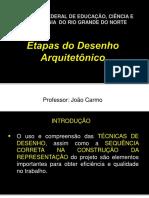 Etapas do Desenho Arquitetonico.pdf
