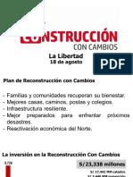 La Libertad Plan