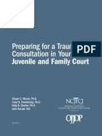 NCJFCJ Trauma Manual for Family and Juvenile Court Judges