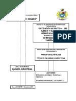 Informe Obtencion de Pectina y Mermelada a Partir de La Pectina y Bagazo de La Naranja 21-12-16