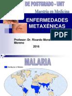 T13 - Enfermedades Metaxenicas - Dr. Ricardo Feliciano