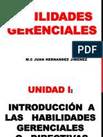 1 Introduccion a Las Habilidades Gerenciales
